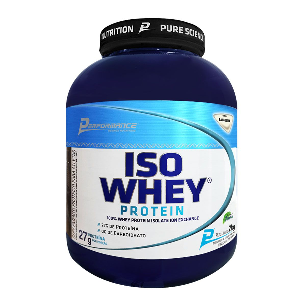 Iso Whey Protein 2kg - Performance Nutrition