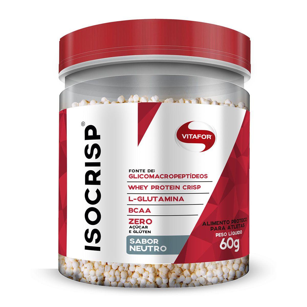 Isocrisp 60g - Vitafor