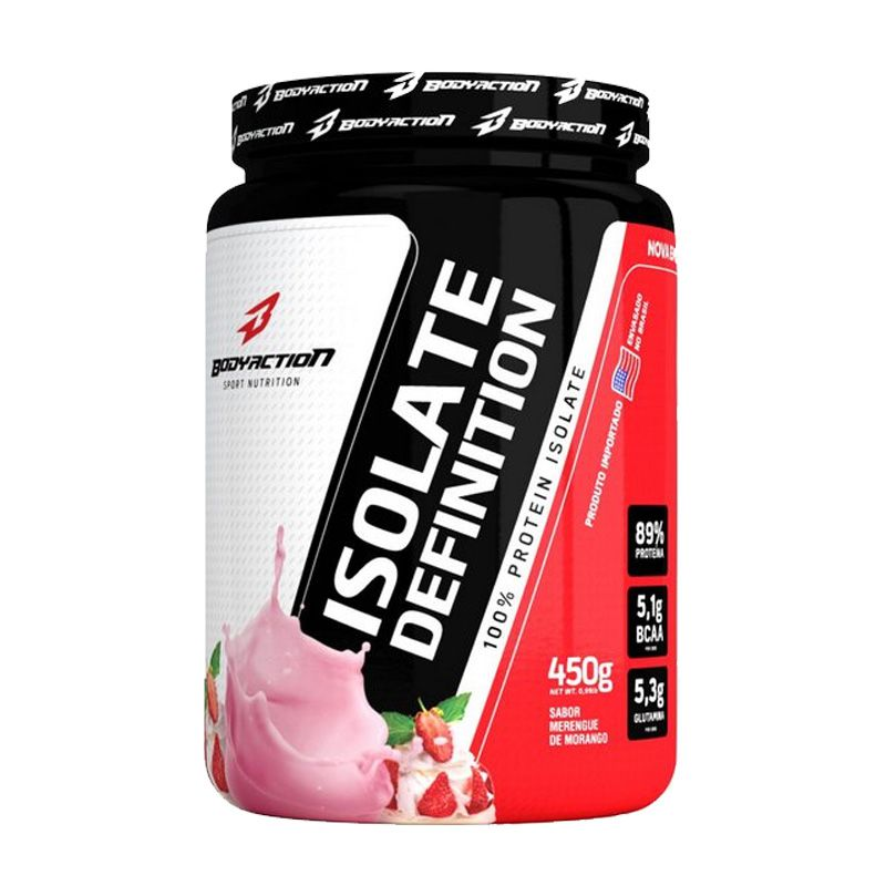 Isolate Definition 450g - Body Action