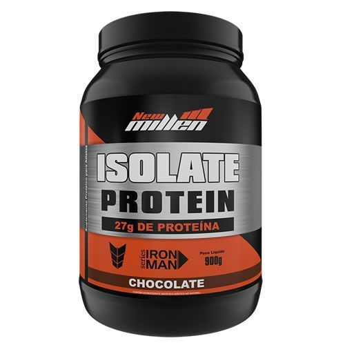 Isolate Protein 900 g - New Millen
