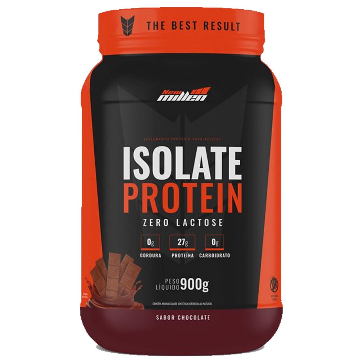 Isolate Protein 900g - New Millen