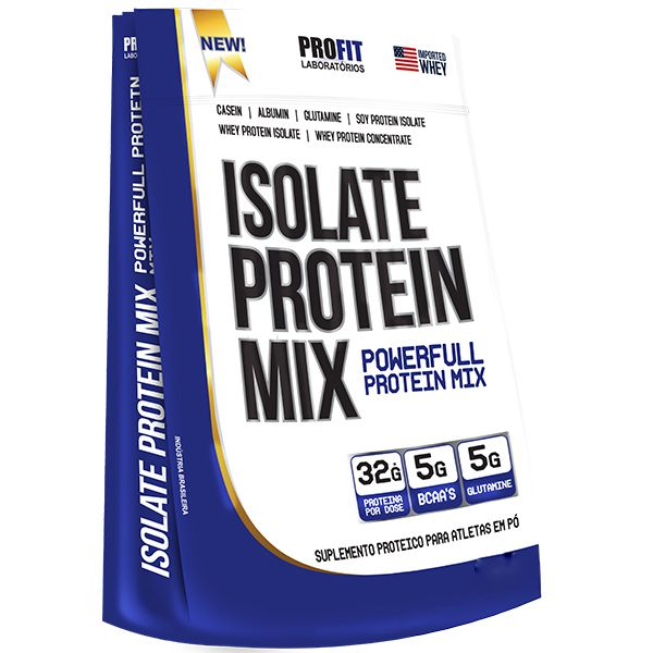Isolate Protein Mix (Sc) 1,8 Kg - Profit