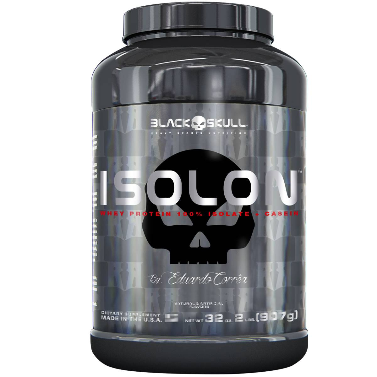 Isolon 900 g - Black Skull