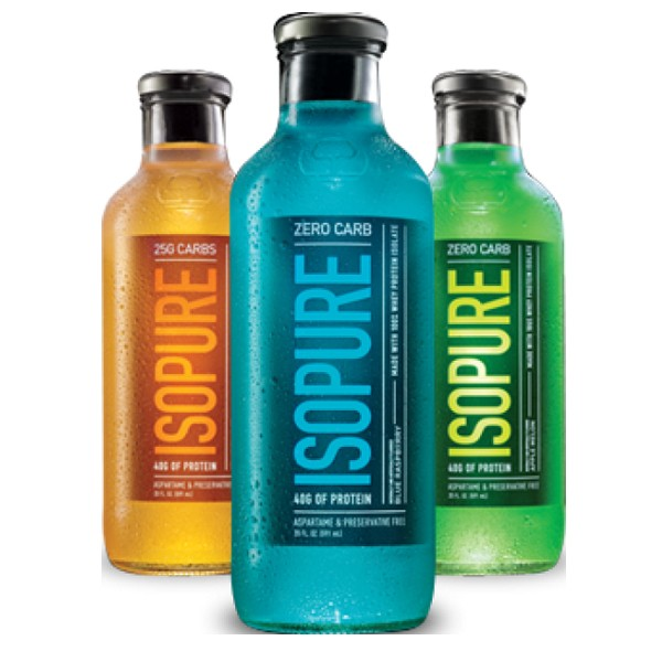 Isopure Drink 590 ml - Natures Bests