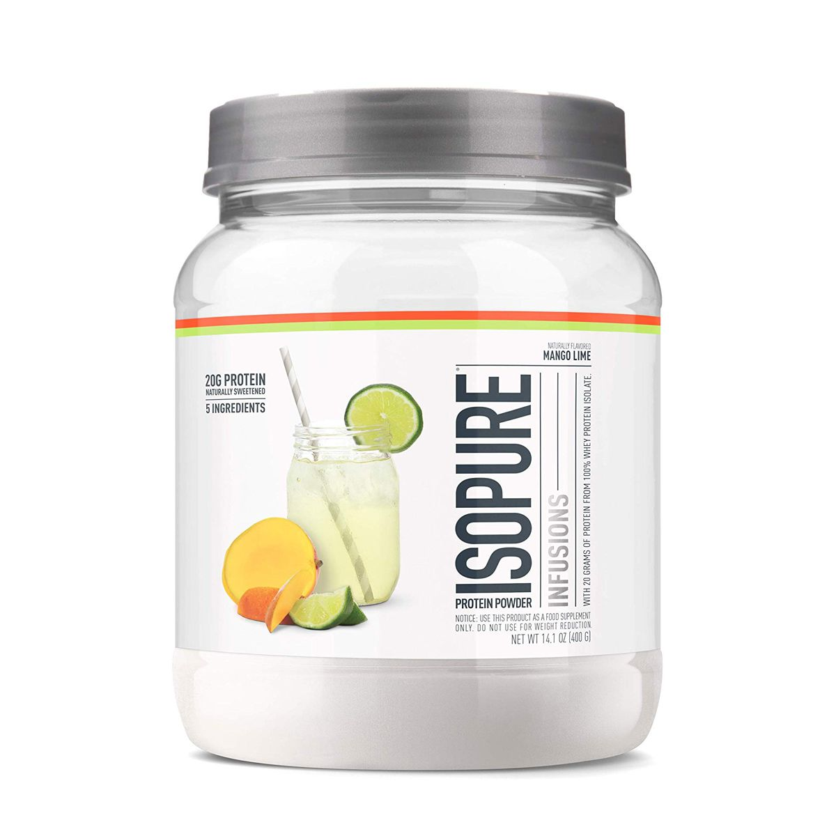 Isopure Infusions - 400g - Natures Best