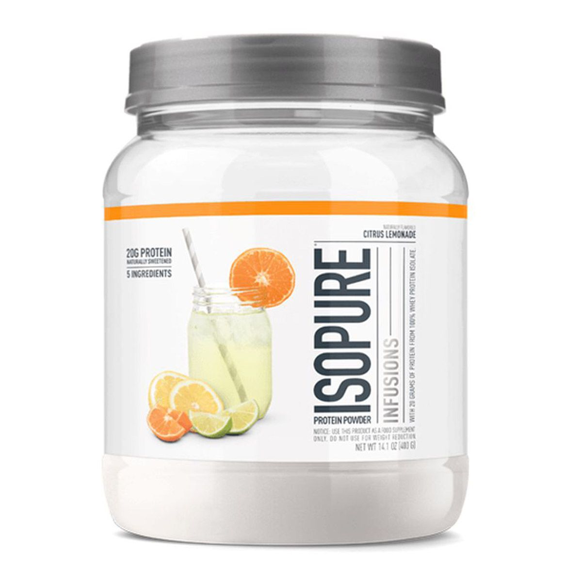 Isopure Infusions 400g - Natures Best