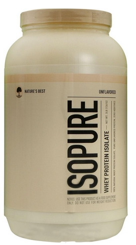Isopure Whey Protein Isolate 1,3 Kg - Nature's Best