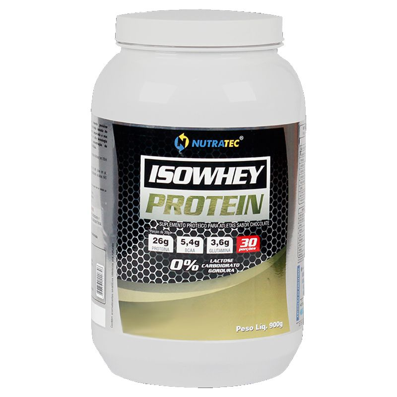 Isowhey Protein - 900g - Nutratec