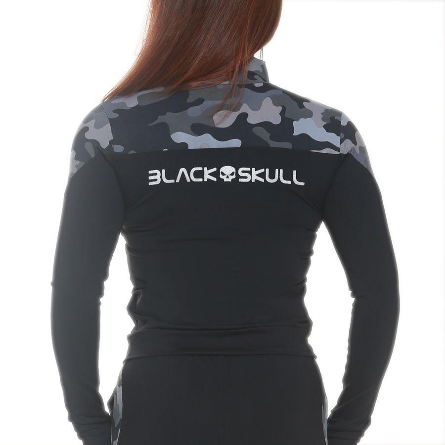 Jaqueta Lady Soldier Preto - Black Skull