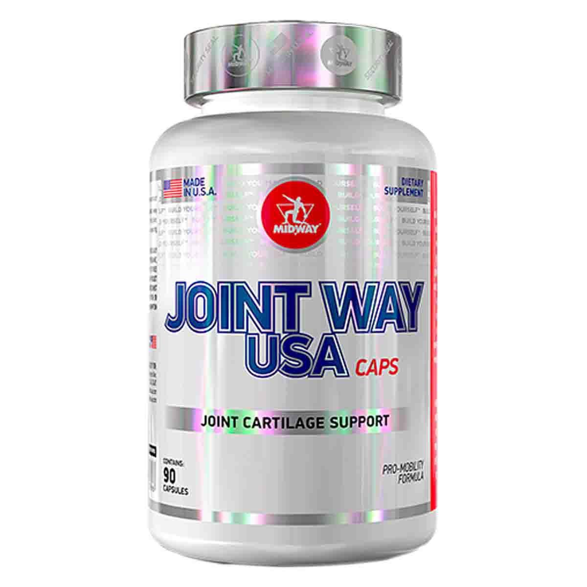 Joint Way 90 cápsulas - Midway