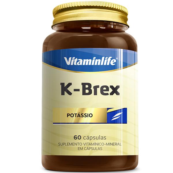 K- Brex 60 cápsulas - Vitamin Life