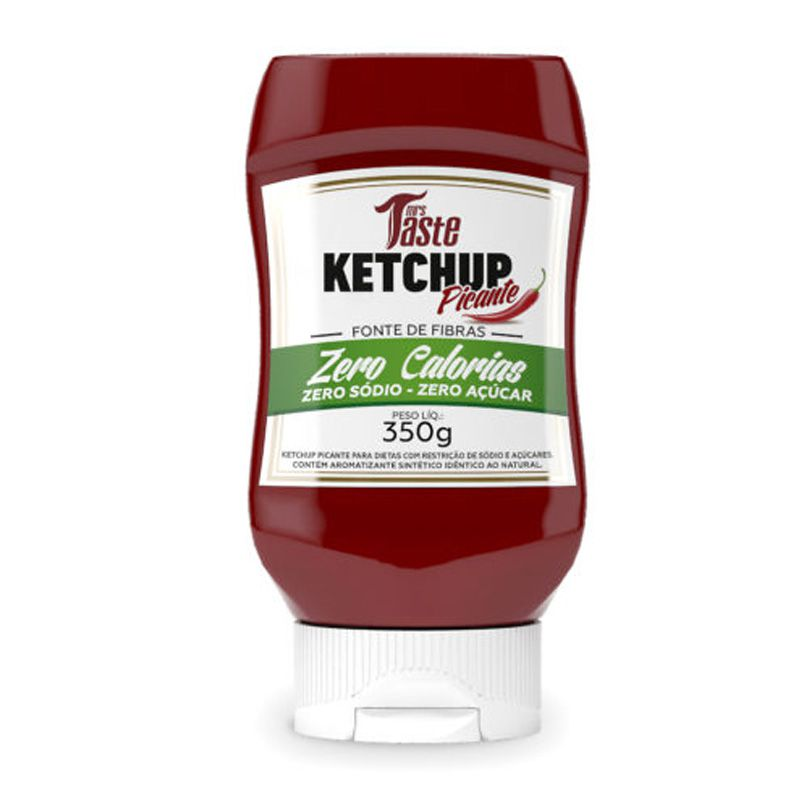 Ketchup Picante 350g - Mrs Taste
