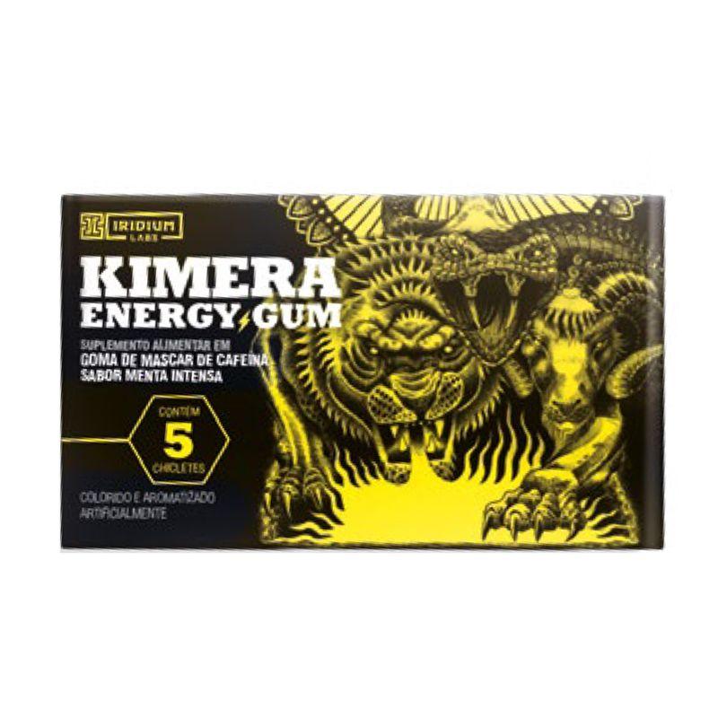 Kimera Gum - 18 Unidades - Iridium Labs