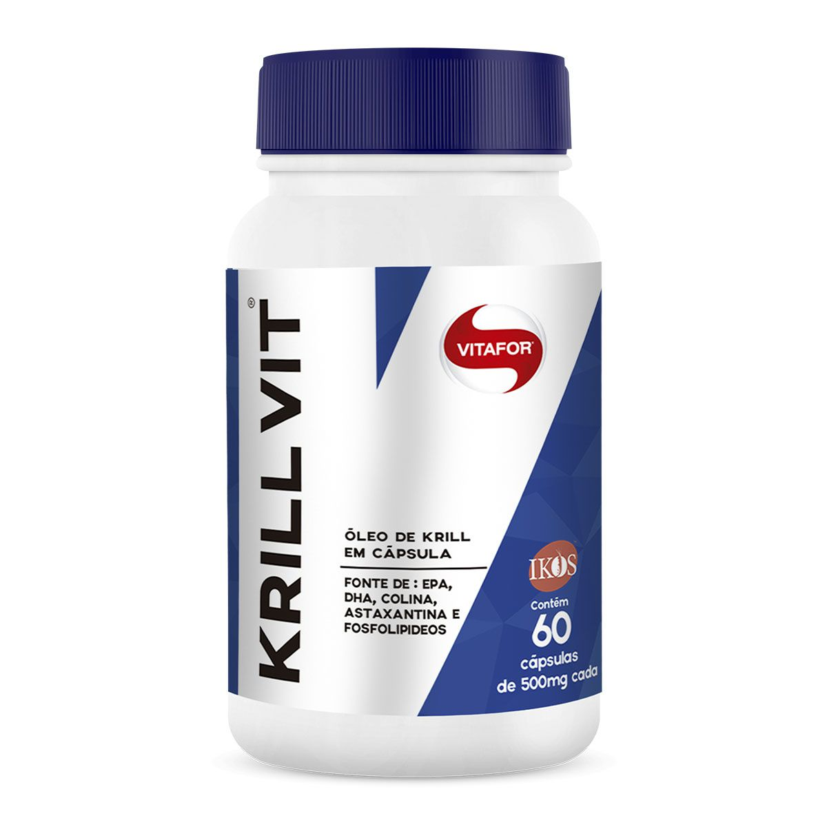 Krill Vit 60 cápsulas - Vitafor