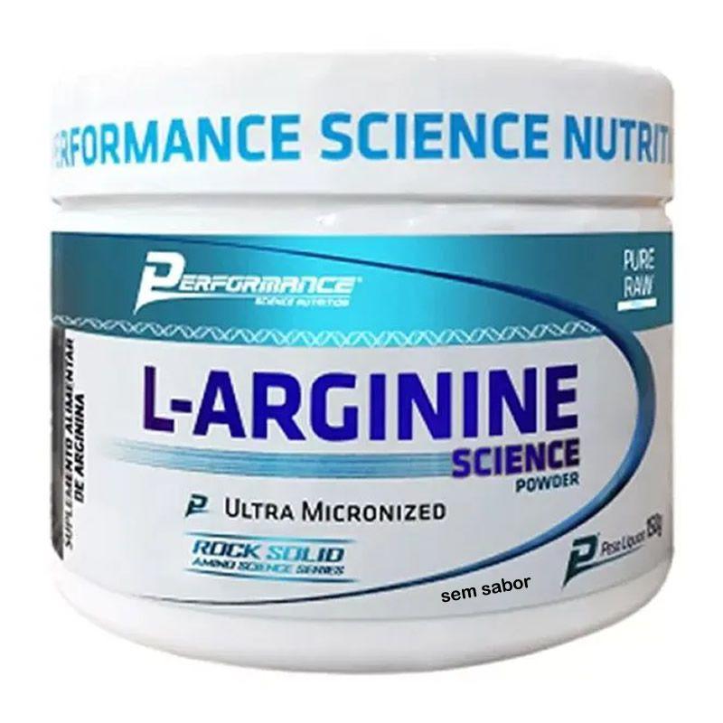 L-Arginine 150g - Performance Nutrition