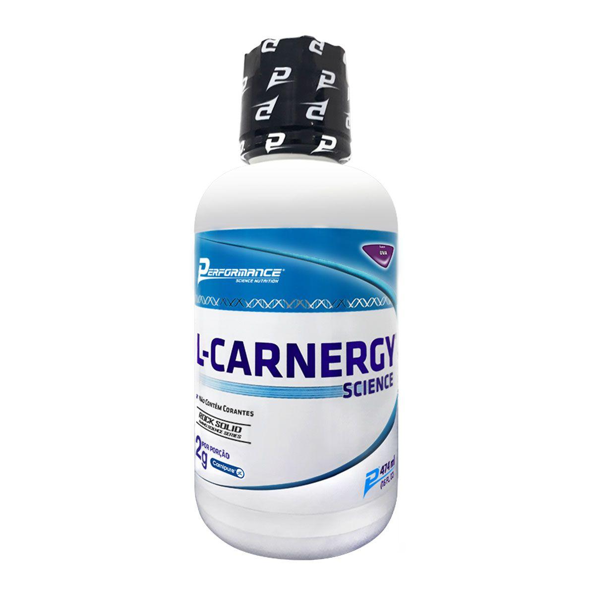 L-Carnergy 2000mg 474ml - Performance Nutrition