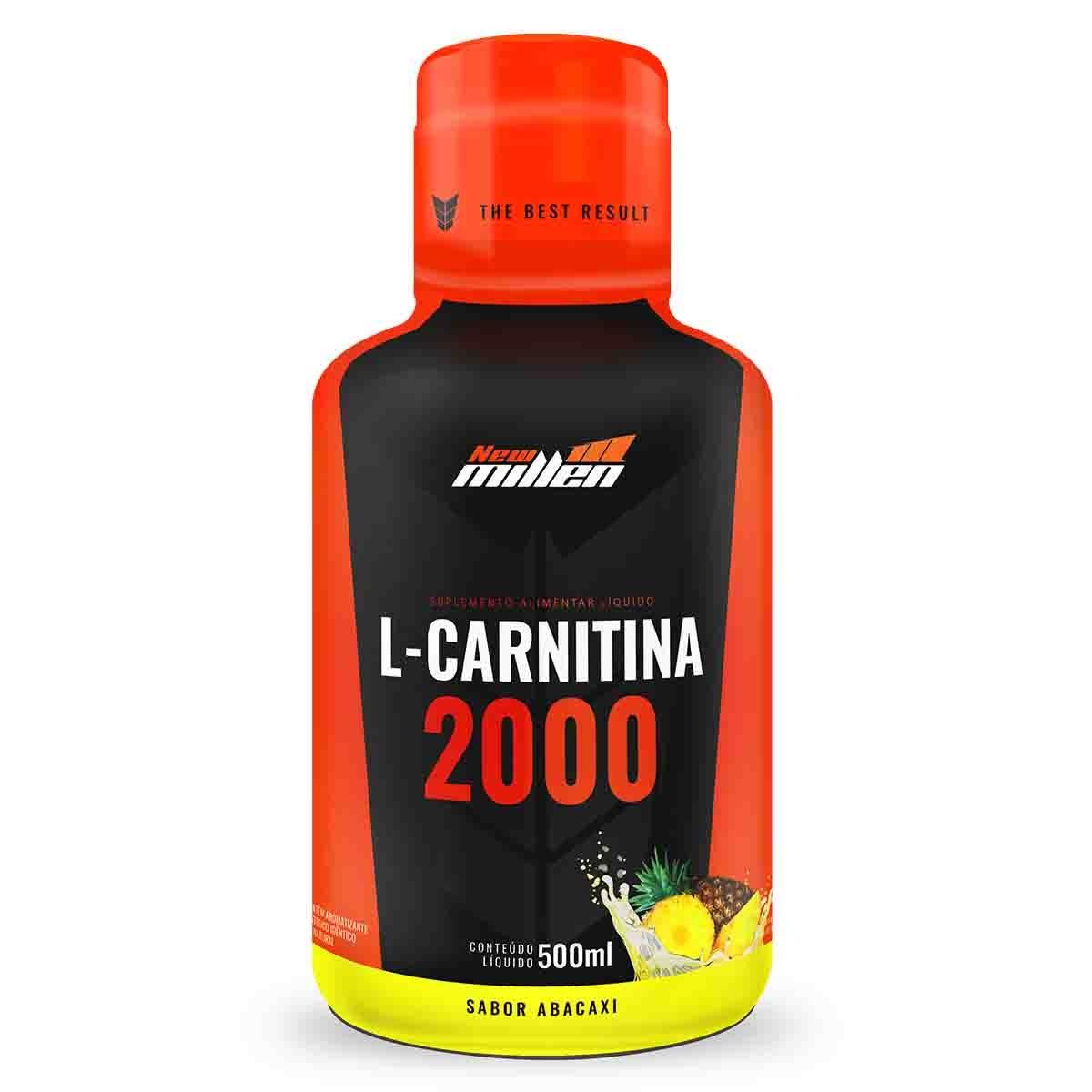 L-Carnitina 500ml - New Millen