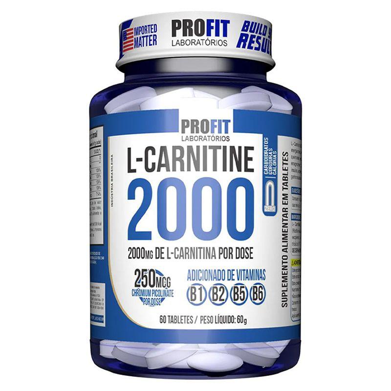 L-Carnitine 2000 60 caps - Profit