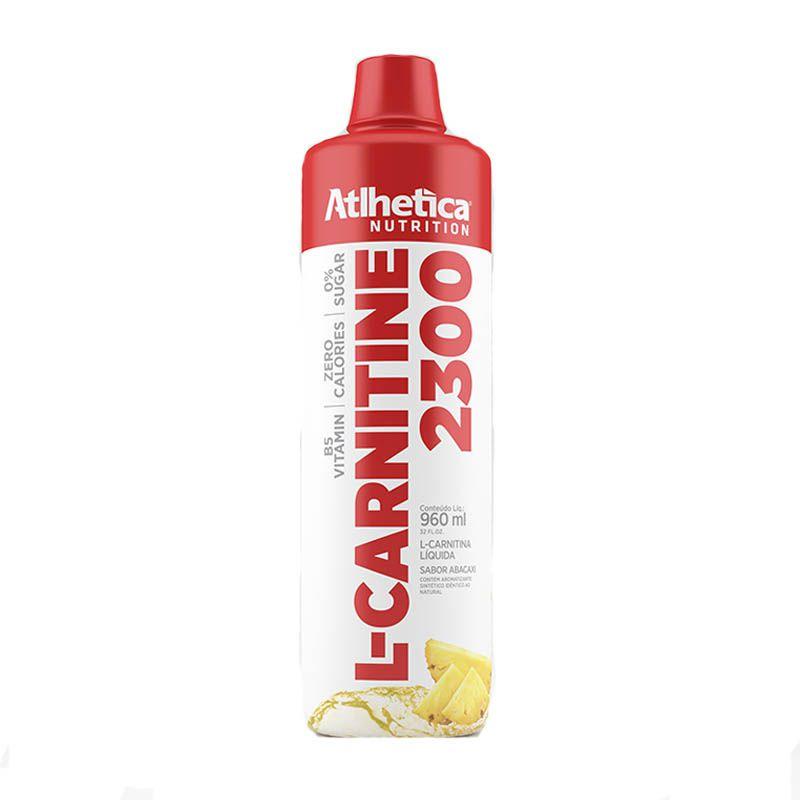 L-Carnitine 2300 960ML - Atlhetica Nutrition