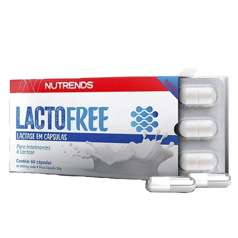 Lactofree 30 cápsulas - Nutrends