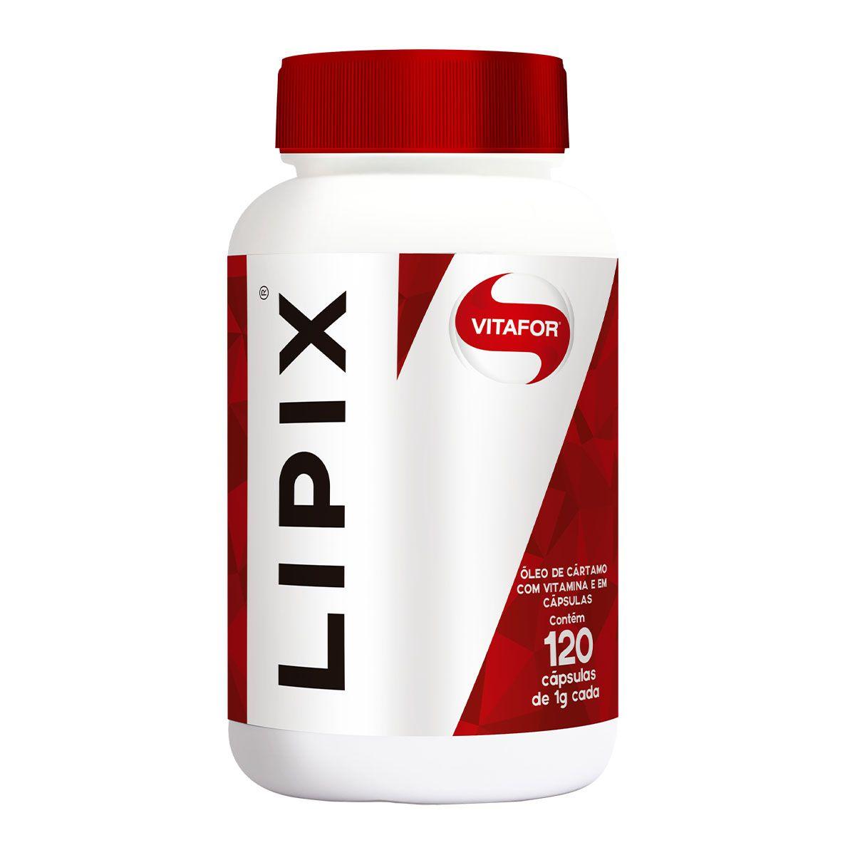 Lipix 120 cápsulas - Vitafor