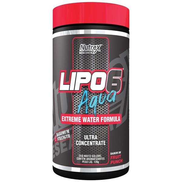 Lipo6 Aqua 120 g - Nutrex