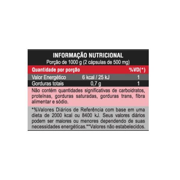 Hi-Lipo Caffeine 60 Cápsulas - Leader Nutrition