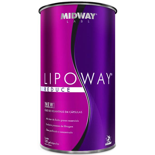 Lipoway 120 cápsulas - Midway
