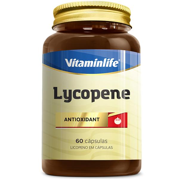 Lycopene 60 cápsulas - Vitamin Life