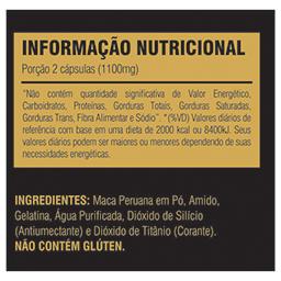 Maca Peruana 90 Cápsulas - Vitamin Life
