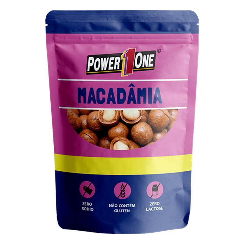 Macadâmia - 1 Sachê (25g) - Power One