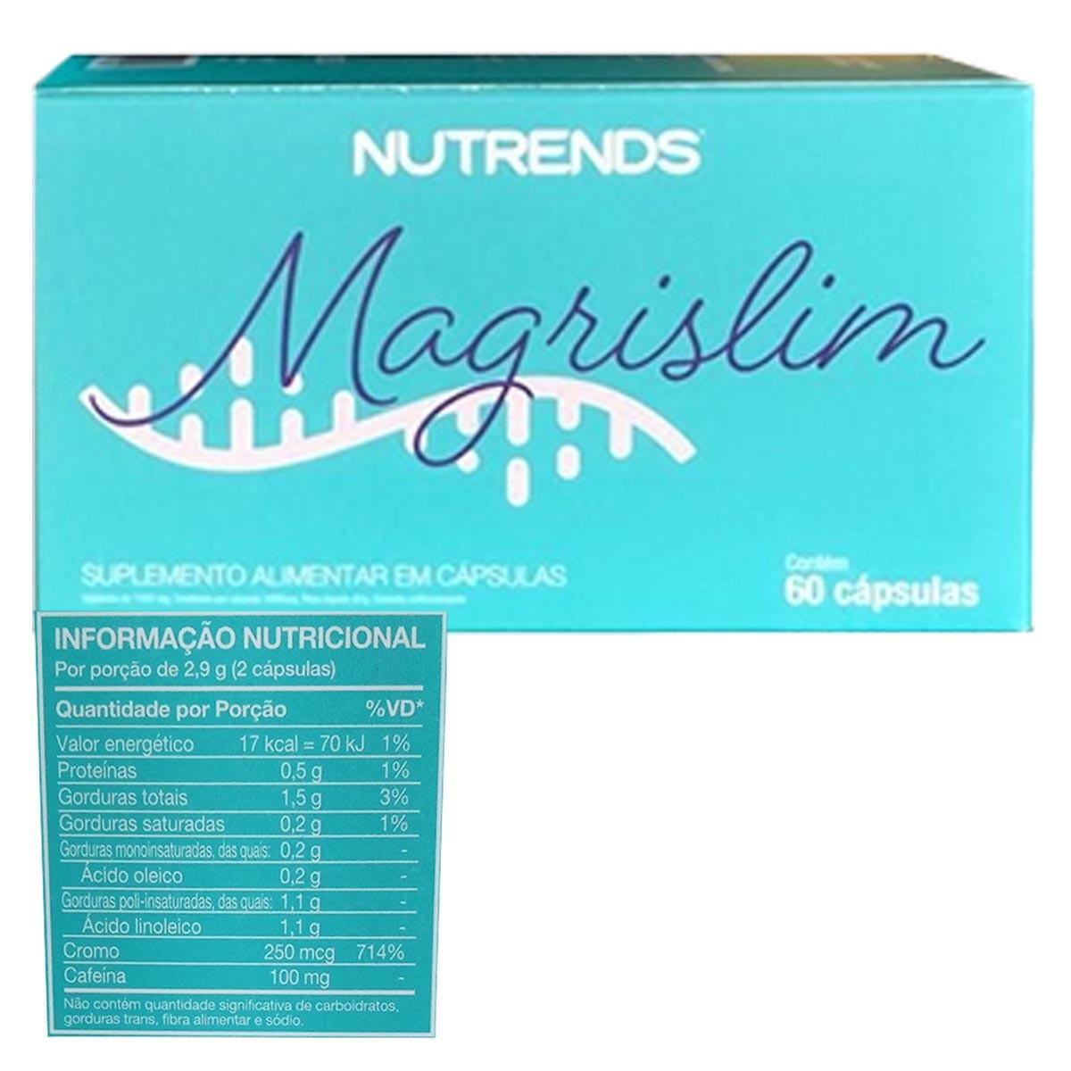 Magrislim 60 Cápsulas - Nutrends