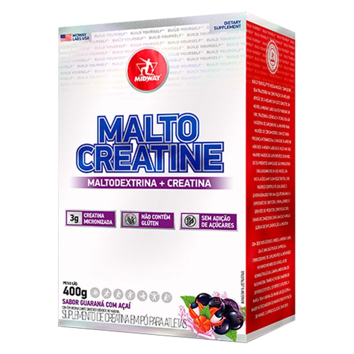 Malto Creatine 400g - Midway