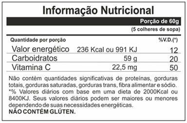 Maltodextrina + Dextrose - 1kg - Profit