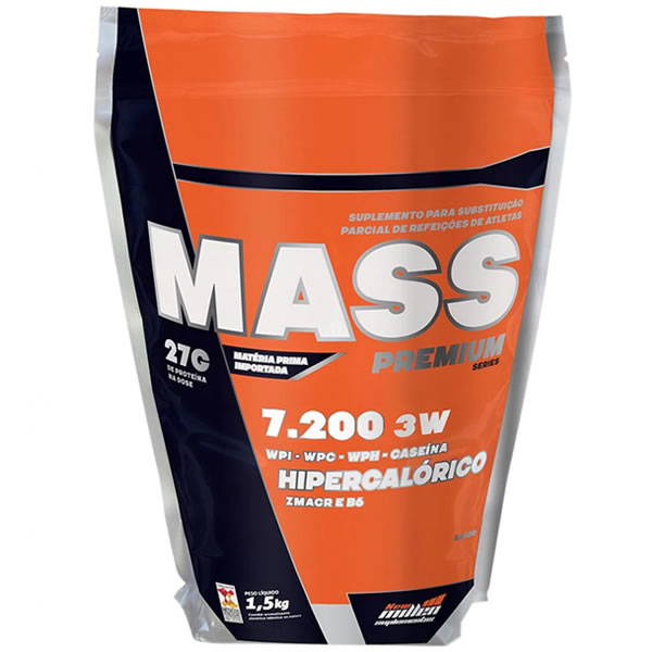 Mass 3W Premium Series 7200 1,5 Kg - New Millen
