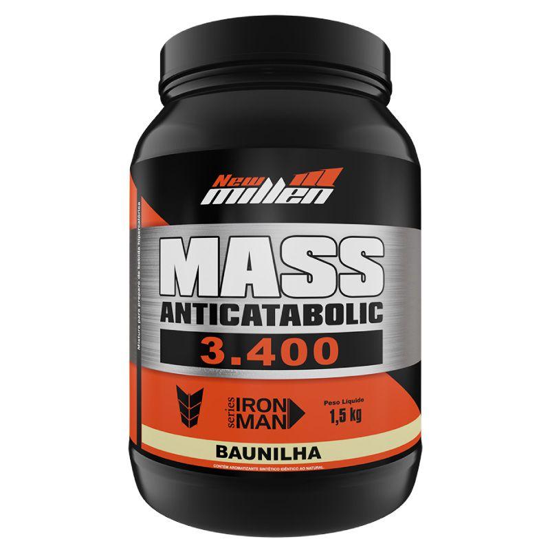 Mass Anticatabolic 1,5kg - New Millen