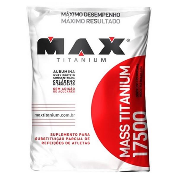 Mass Titanium 17500 1,4 Kg - Max Titanium