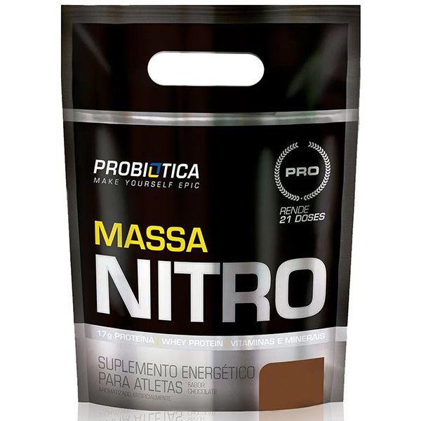 Massa Nitro No2 2,4 kg - Probiótica