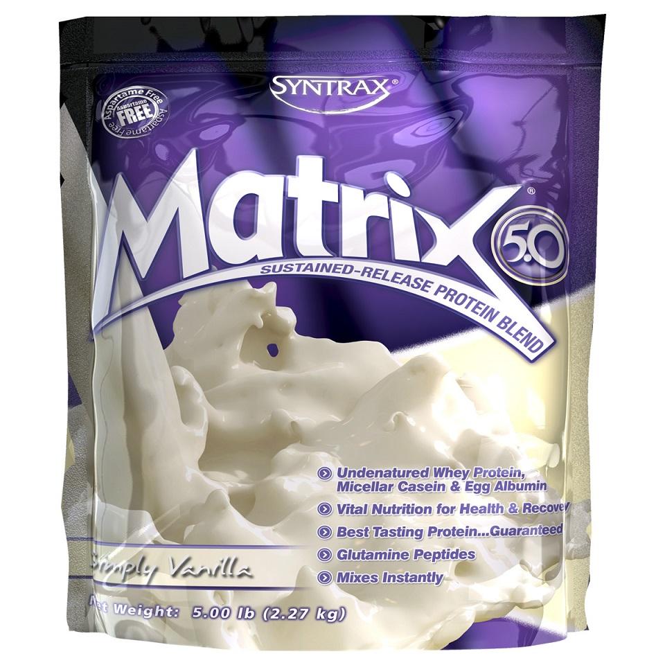 Matrix 5.0 2,27 Kg - Syntrax