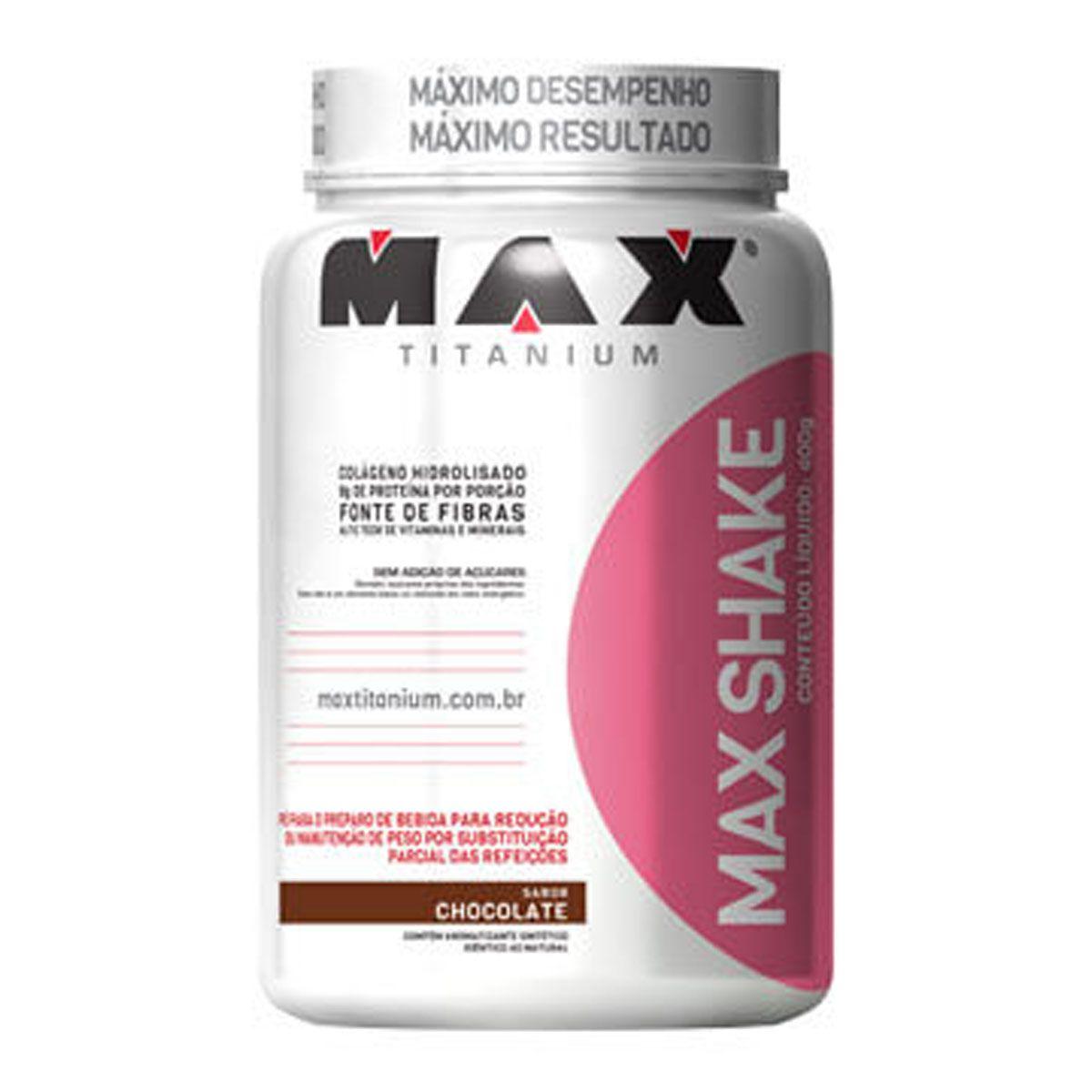 Max Shake 400g - Max Titanium