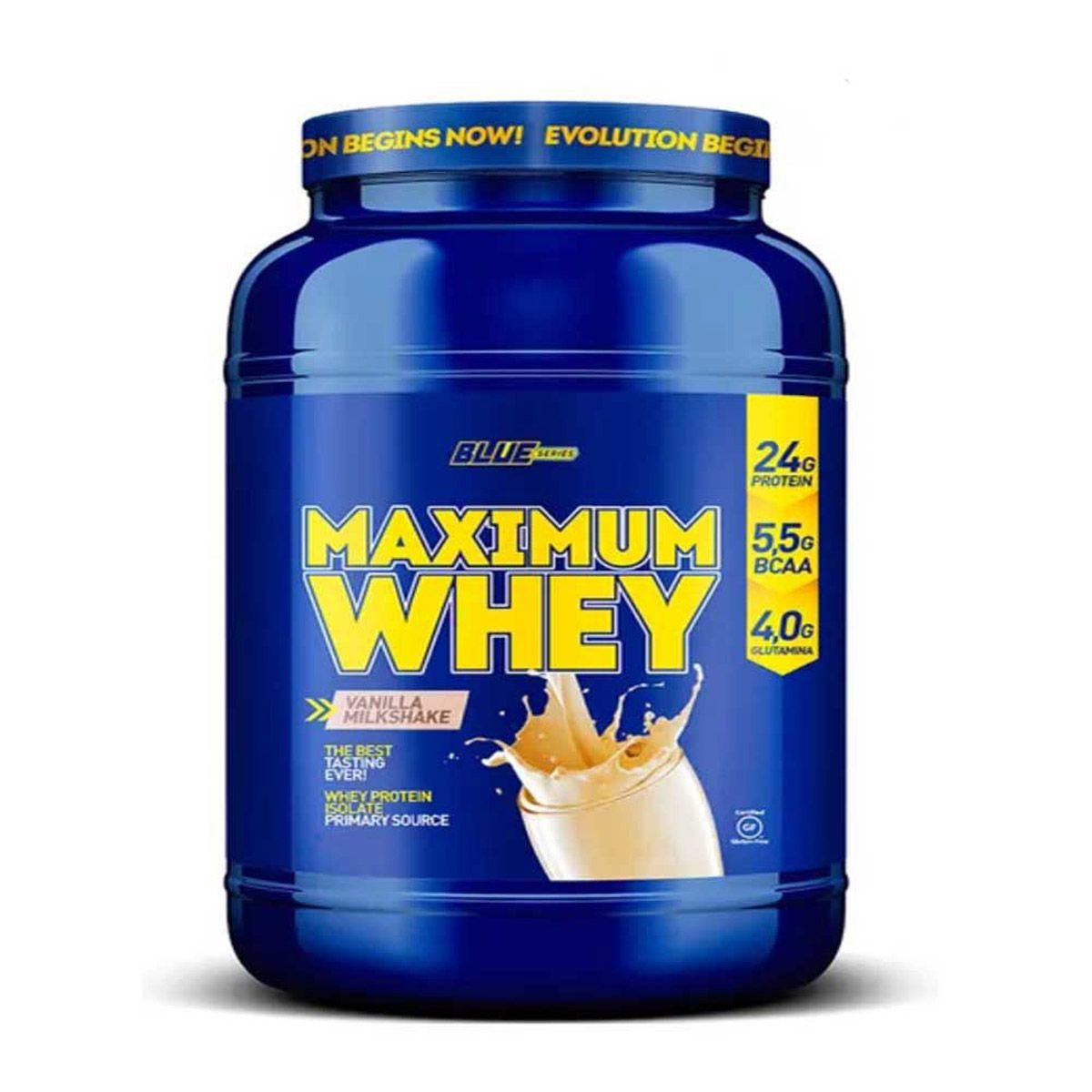 Maximum Whey - 2200g - Blue Series