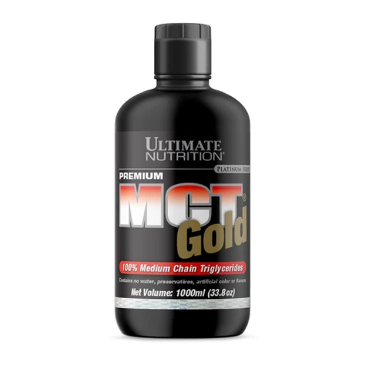 MCT Gold Premium 1000ml - Ultimate Nutrition