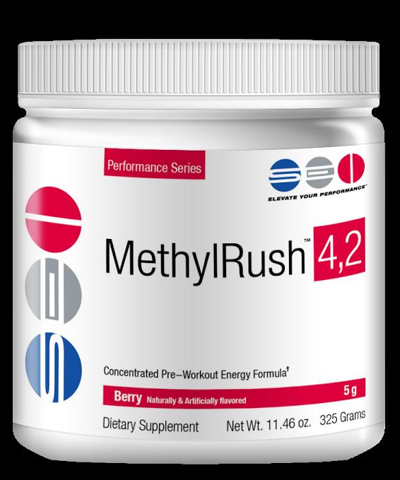 MethylRush 4,2 325 g - SEI Nutrition