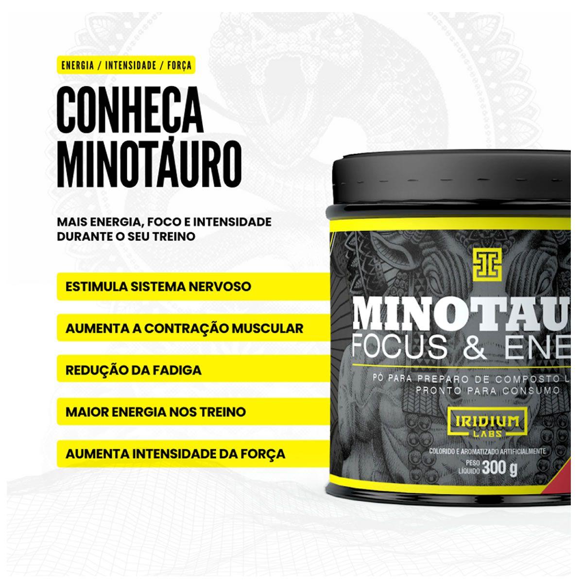 Minotauro - 300g - Iridium Labs