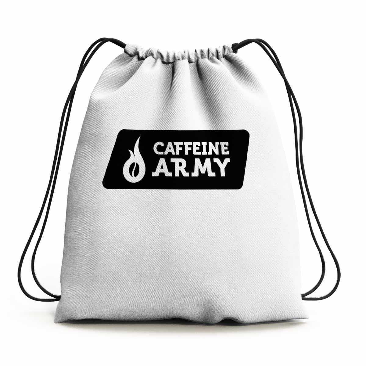 Mochila Impermeável Esportiva Oficial - Caffeine Army