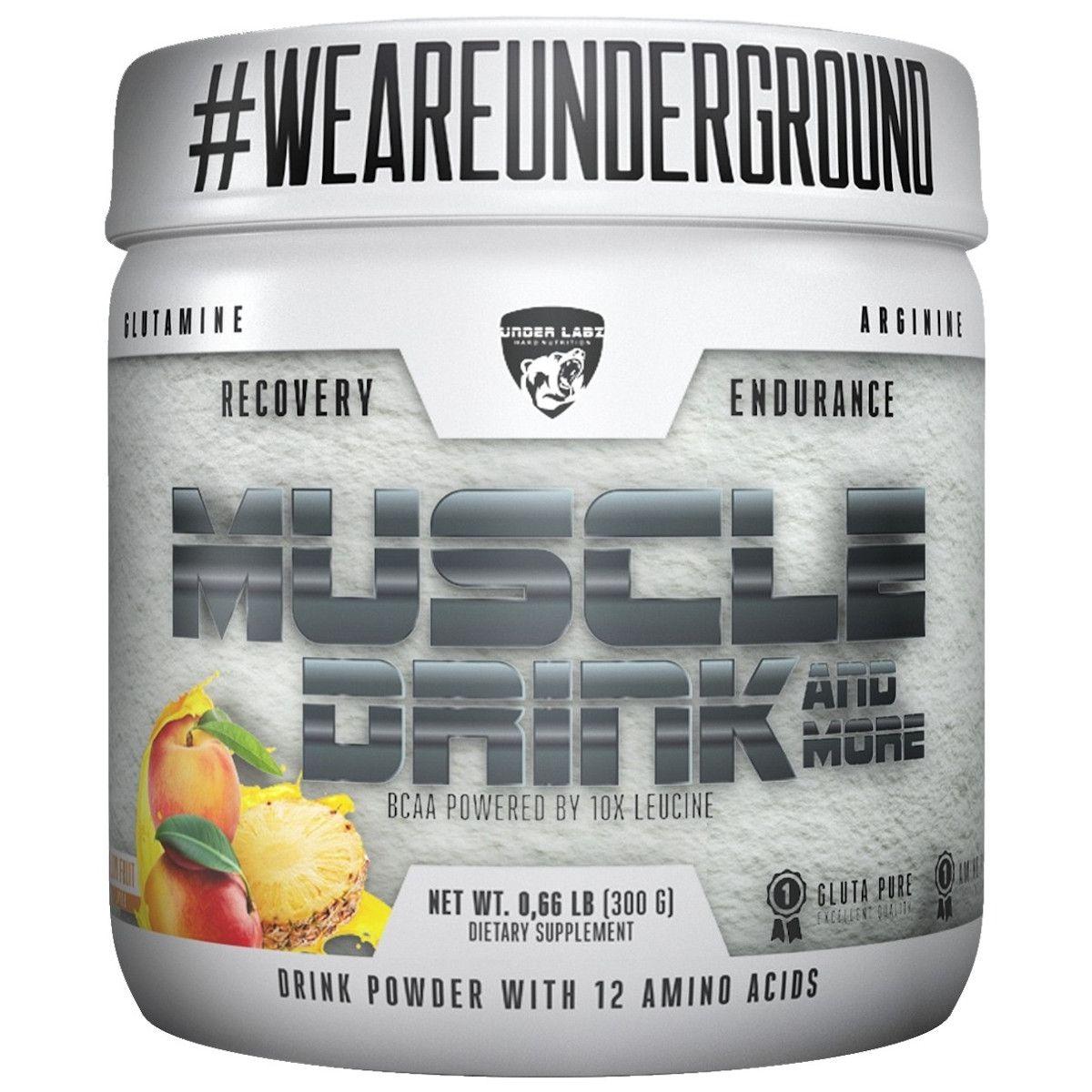 Muscle Drink - 300g - Under Labz