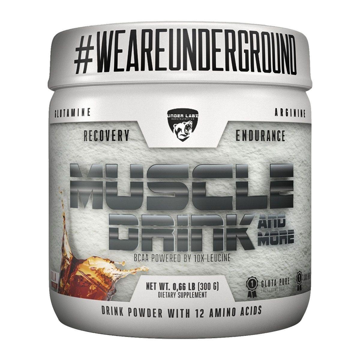 Muscle Drink 300g - Under Labz