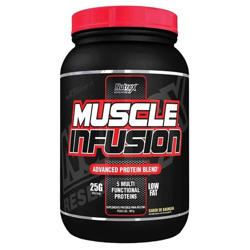 Muscle Infusion 900g - Nutrex