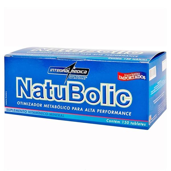 Natubolic 105g - Integral Médica
