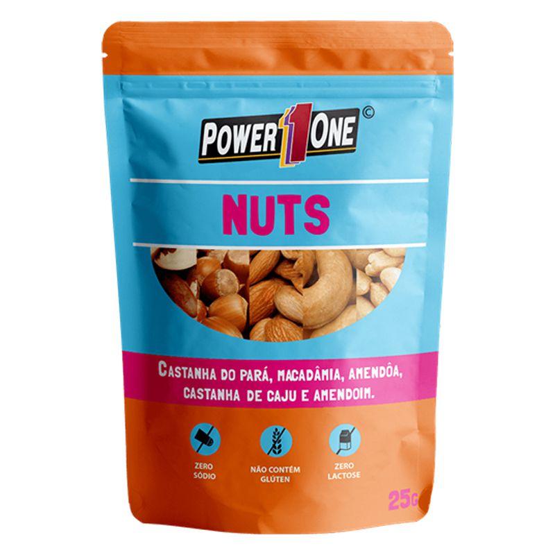 Nuts - 1 Sachê (25g) - Power One